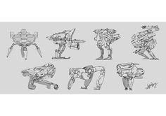 ArtStation - sketch-3, Lynn Feng