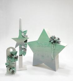 Twinkle twinkle little star Baby Baptism, Christening, Baptism Invitations, Twinkle Twinkle Little Star, Baby Shower Gifts, Place Card Holders, Stars, Box, Decor