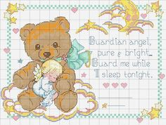 For children ... cross stitch (p. 106) | Learn Crafts is facilisimo.com