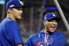 Dodgers all set at home, waiting for Astros in World Series   -  October 22, 2017.  Dodgers all set at home, waiting for Astros in World Series No matter which opponent emerged from the seven-game AL Championship Series, the Los Angeles Dodgers could watch from home knowing they're sitting pretty.