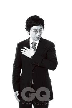 GQ, 2007.03, Yoo Jae Suk