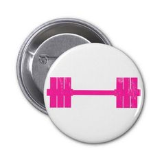 Hot Pink Weight Pin