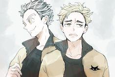 Nishinoya, Kenma, Kageyama, Haikyuu Manga, Manga Anime, Miya Atsumu, Bokuto Koutarou, Haikyuu Volleyball, Haikyuu Characters