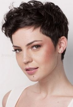 Short curly pixie haircuts styles pinterest curly pixie short pixie curly haircuts 2015 2016 for women winobraniefo Gallery