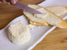 "How to Make Cheese at Home. You can make a simple cheese using ingredients and equipment found in most kitchens. ""Yoghurt cheese"" is a basic introduction. While not the traditional kind of cheese you're probably used to, without any. Kinds Of Cheese, Queso Fresco, Food Fantasy, Homemade Cheese, Group Meals, Food Groups, How To Make Cheese, Cooking With Kids, Food Hacks"