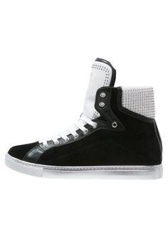Just Cavalli Sneaker high black für Herren