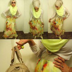 Stylish Hijab Outfit!
