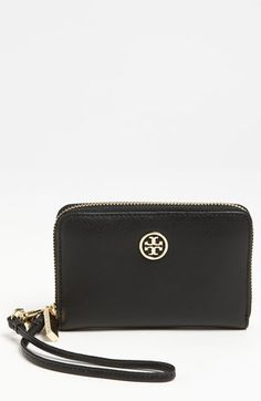 baaf747cd303 Tory Burch  Robinson  Smart Phone Wallet Phone Wallet