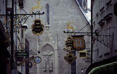Your Daily Escape: Salzburg, Austria #travel #dream