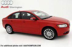 2010 Volvo S40, 25K, $17,000