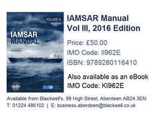 Marpol consolidated edition 2017 ie520e isbn 9789280116571 iamsar manual volume iii 2016 edition ii962e isbn 9789280116410 fandeluxe Images