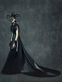 Gallery 2013, Noir Stockholm: Avant Garde - mlle ghoul's fairy tales from the shadows