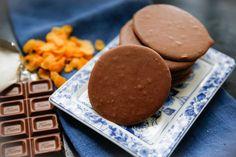 Noblesse, hemgjorda chokladkakor!
