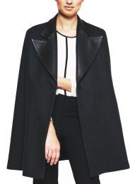 Available @ TrendTrunk.com CAITLIN POWER Outerwear. By CAITLIN POWER. Only $305.00! Casual Elegance, Duster Coat, Trunks, Blazer, Elegant, Luther, Jackets, Stuff To Buy, Fashion Design