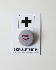 Pain Day button.