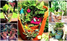 10 DIY Garden Ideas