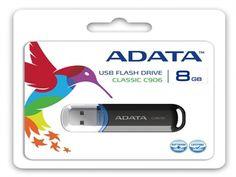 ADATA CLASSIC SERIES C906 USB 2.0 8GB -  - http://sellitsocially.co.uk/adata-classic-series-c906-usb-2-0-8gb/