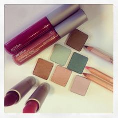 Aveda Spring 2014 collection ...can't wait to work with this newest makeup collection <3