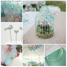 Casamento azul Tiffany: como ambientar usando esse tema