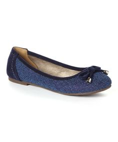 Look at this Blue Chloe Flat on #zulily today!