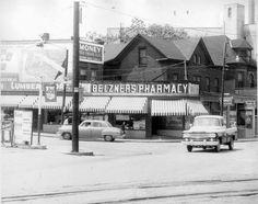 Vintage Johnstown: Belzner's Pharmacy