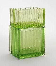 glass brick: Berlage, Hendrik Petrus  Amsterdam (NL) 1856 - The Hague (NL) 1934