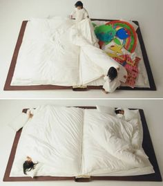 storybook bed... once upon a bedtime...