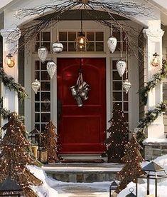 Christmas Decor- outside