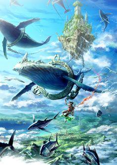 The Art Of Animation ~ daiju honma