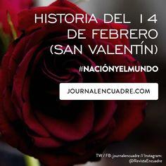 Revista Encuadre » Historia del 14 de Febrero (San Valentín)
