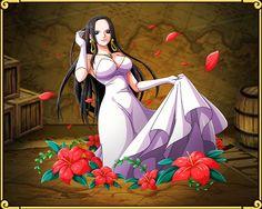 ボア・ハンコック 女ヶ島の花嫁