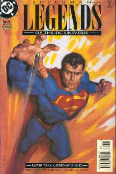 SUPERMAN LEGENDS OF THE DC UNIVERSE 1