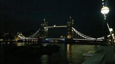 Tower Bridge, Southbank Walk with Kathrin & Helena, 10th July