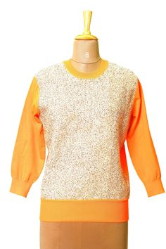 Ted Baker in India! Orange Top for 4,000 (63% Off)
