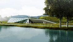 Xi'an Greenhouse by Plasma Studio