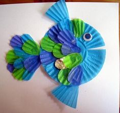 Fishers of Men- Crafts, Food, and
