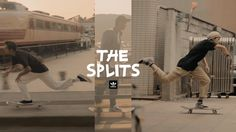 Journey to Tokyo and beyond in this visual piece from filmmaker Patrik Wallner. 'The Splits' showcases the adidas Skateboarding Japan team and introduces…