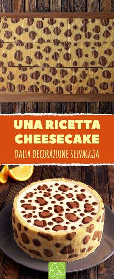 Leopard Cake, Good Food, Yummy Food, Cheesecake Cake, Baby Party, Cheesecakes, Tiramisu, Cake Decorating, Birthday Cake