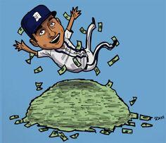 lucrative- bringing in money, profitable