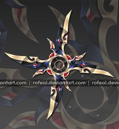WeaponCustom by Rofeal.deviantart.com on @DeviantArt