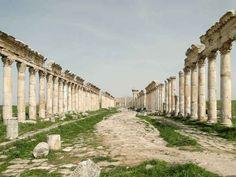 Apamea, Central Syria