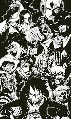 One Piece Pirates