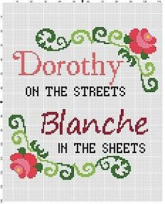 Hey, I found this really awesome Etsy listing at https://www.etsy.com/listing/526373793/dorothy-in-the-streets-blanche-in-the