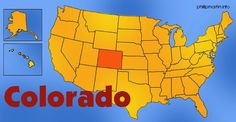 Colorado - Free 50 US States Lesson Plans, Powerpoints, Activities, Games, Learning Modules for Kids