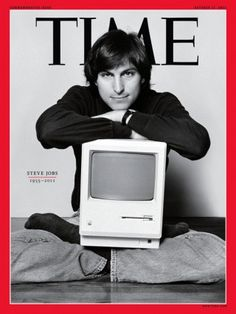 Steve Jobs very young