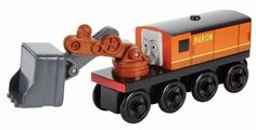 Fisher-Price Thomas Wooden Railway Marion Tracks To Bravery $14.03