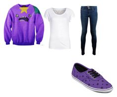 """""""Untitled #9"""" by stephaniemarrufo ❤ liked on Polyvore"""