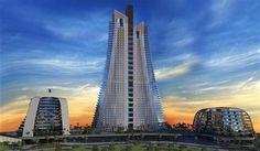 Finans Park'ı inşa eden Sarp Group yeni projeleri için Türkiye'nin 6 şehrine şantiye kurdu.