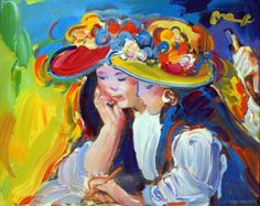 peter max paintings - Buscar con Google