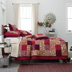 Jewel Handmade Quilt | The Company Store